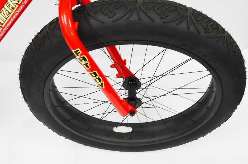 Fat Boy Front Wheel