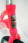 Integrated Head Tube with Alloy Cap